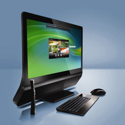 تصویر از Lenovo IdeaCentre 600 All-in-One PC
