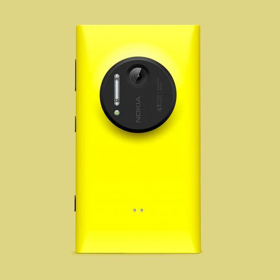 تصویر از Nokia Lumia 1020