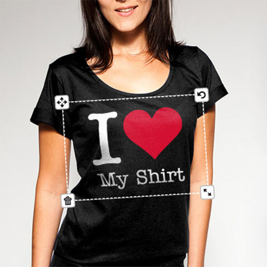 تصویر از Custom T-Shirt