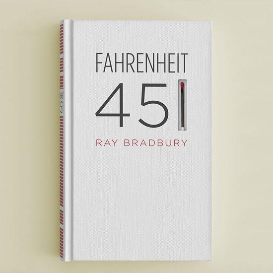 تصویر از Fahrenheit 451 by Ray Bradbury