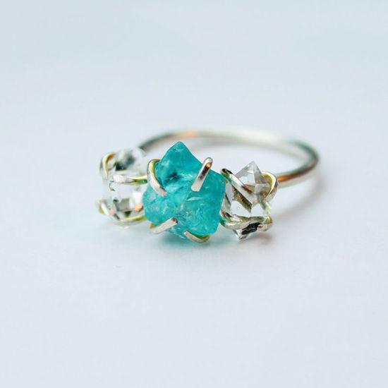 تصویر از Vintage Style Engagement Ring