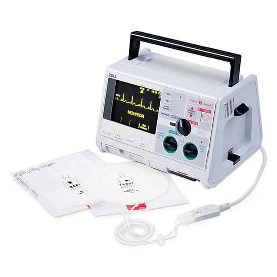 الکتروشوک قلبی بایوفیزیک زول M Series